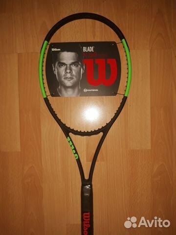 Wilson Blade 98 CV и Blade 98 Black Edition купить в Москве