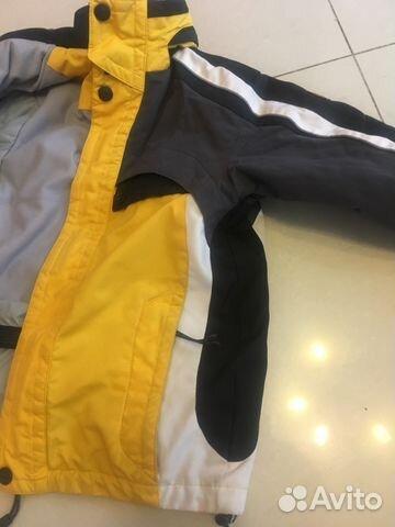 Barnens ski jacket 1000