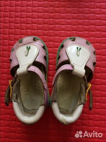 bf65eca32fa03 Продам детские ортопедические сандали купить в Калининградской ...