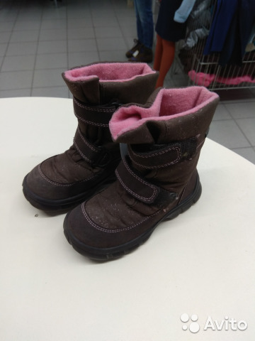 55aeb1d76 Детские ботинки Superfit, размер 27 купить в Москве на Avito ...