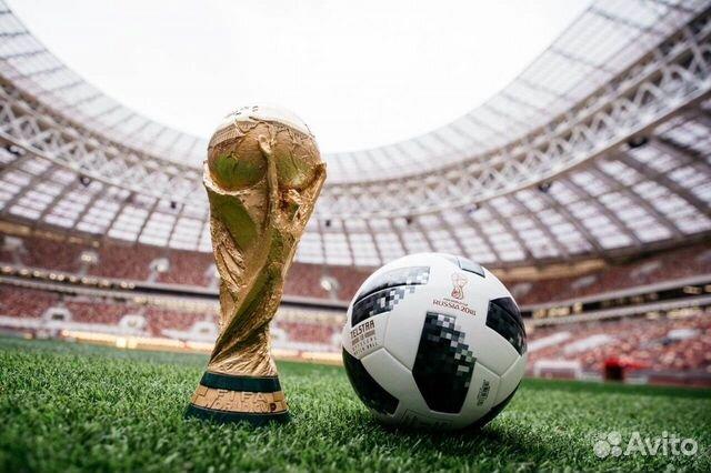 Официальный мяч чемпионата мира 2018 купить в Ставропольском крае на ... 3899e67d8f9a8
