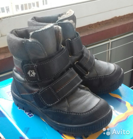 e6108703b Ботинки зимние Reike (мембрана) | Festima.Ru - Мониторинг объявлений