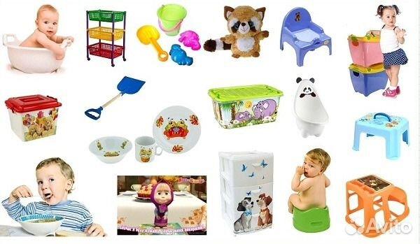 Интернет-магазин детских игрушек купить в Санкт-Петербурге на Avito ... 50b1240dbf4