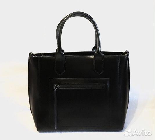 8a4c887a0556 Женская кожаная сумка Baroque тоут New купить в Москве на Avito ...