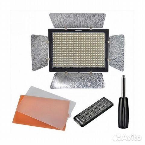 9efeebfd0bed Yongnuo YN-900 L LED (5500K) Светодиодный осветите купить в Москве ...