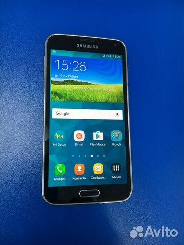 Мобильный телефон SAMSUNG Galaxy S5 SM-G900I купить в Республике ... 2a08b1d2784