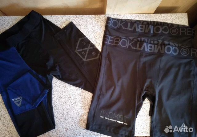 2d7cda43905dc Новые мужские шорты Reebok crossfit | Festima.Ru - Мониторинг объявлений