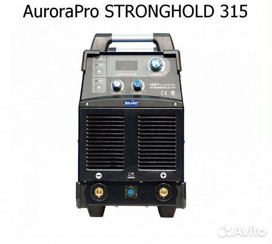 Сварочный инвертор AuroraPro stronghold 315 купить 2