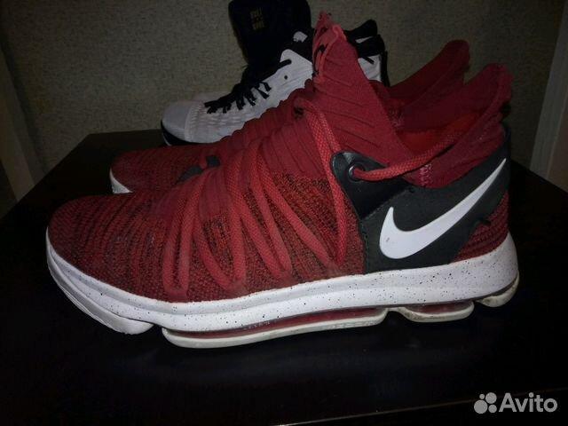 1b012d543fd6 Баскетбольные кроссовки Nike KD 10   Festima.Ru - Мониторинг объявлений