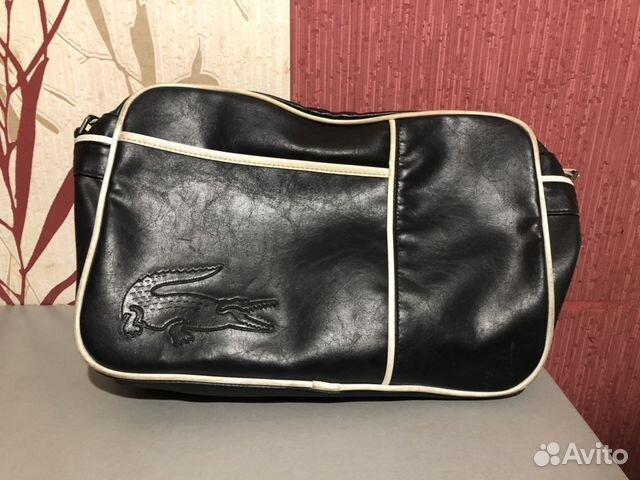 c2928175b23e Оригинальная сумка Lacoste | Festima.Ru - Мониторинг объявлений
