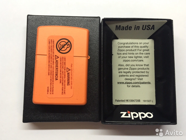 Зажигалка zippo 89149356288 купить 8