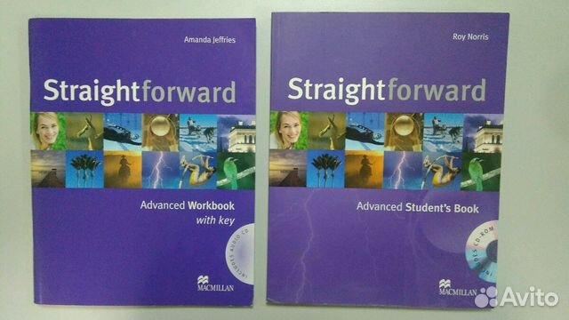 Straightforward Advanced Student Book