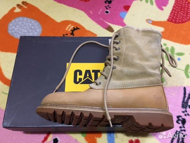 37733e11 Caterpillar сапоги зимние купить в Астраханской области на Avito ...