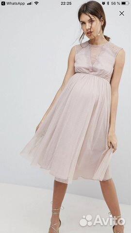 d14dfd45b93db3c Платье для беременных праздничное, очень красивое купить в Санкт ...
