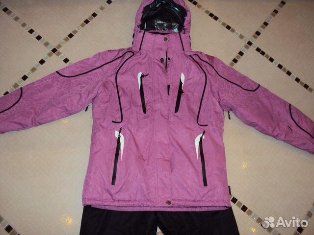 Продам женский горнолыжный костюм   Festima.Ru - Мониторинг объявлений eb147878102