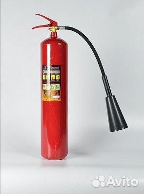 Огнетушитель оу 5