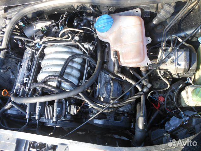 двигатель Arj 24 Audi A6 C5 1997 2004 в разбор купить в