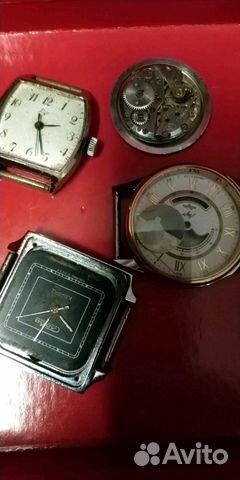На запчасти часы ссср продам часы москве продать где в