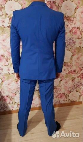 Мужской костюм + туфли пиджак 89991338544 купить 3