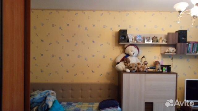 Продается однокомнатная квартира за 1 600 000 рублей. ул Комсомольская, 10.