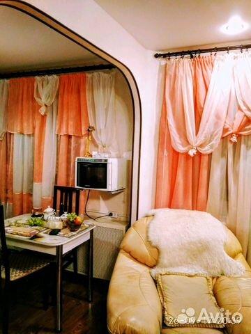 Продается трехкомнатная квартира за 3 150 000 рублей. Мурманск, улица Нахимова.