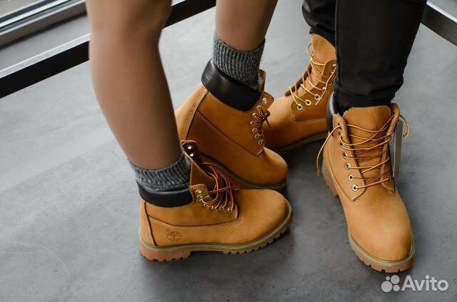 148be7029 Интернет магазин обуви Timberland купить в Москве на Avito ...