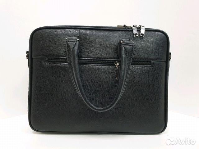 205206c1462e Мужская сумка Mont Blanc натуральная кожа новая   Festima.Ru ...