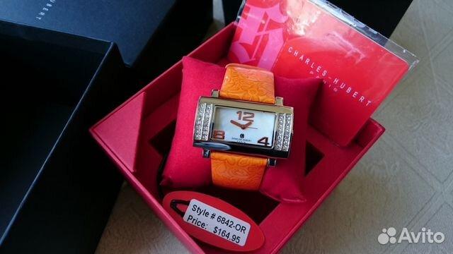 Женские часы Charles Hubert 6842-OR 89525003388 купить 2