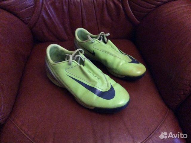 1fe54e9a Бутсы футбольные Nike mercurial для зала купить в Ростовской области ...