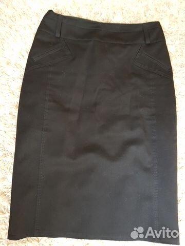 Продается длинная офисная юбка  купить 1