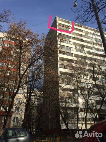 Продается трехкомнатная квартира за 14 600 000 рублей. г Москва, пер Мосфильмовский 2-й, д 12.