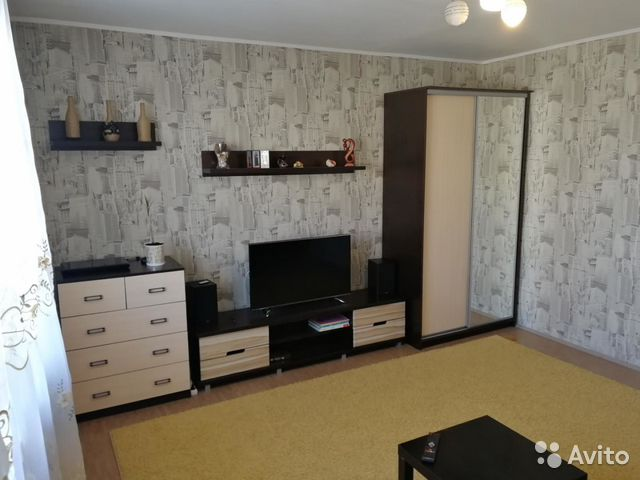 Продается однокомнатная квартира за 1 450 000 рублей. г Барнаул, рп Южный, ул Чайковского, д 42.