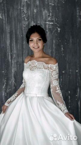 7c116bf0e47 Новые Свадебные платья красивые купить в Томской области на Avito ...