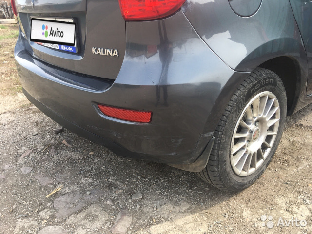 Купить ВАЗ (LADA) Kalina пробег 150 000.00 км 2014 год выпуска