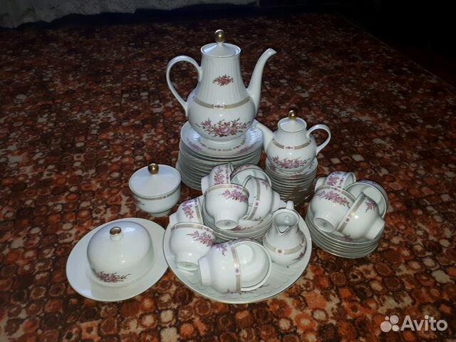 Сервиз чайный 89116089380 купить 1