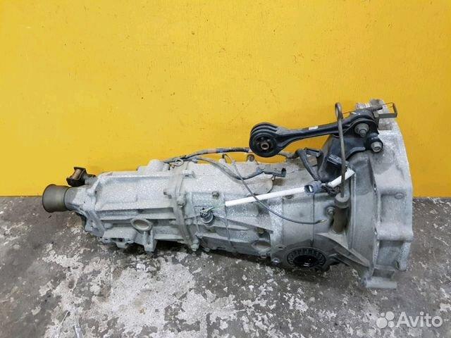 89625003353 Коробка механическая Subaru Forester, SG5, EJ20