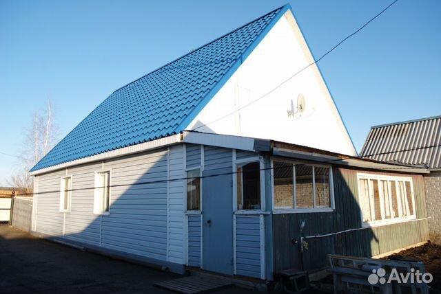 Дом 92 м² на участке 11 сот.