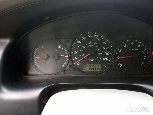 Mazda MPV, 2001 купить 8