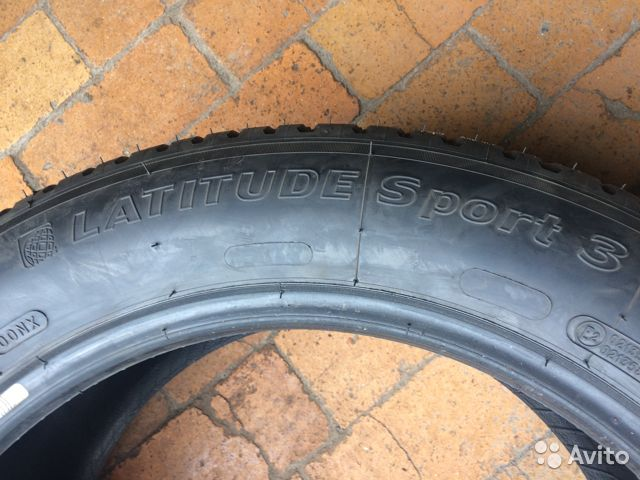 R19 255/50 Michelin Latitude Sport 3 89211101675 купить 4