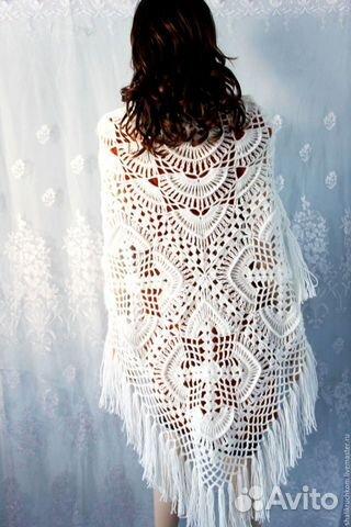 Shawls, handmade (new)