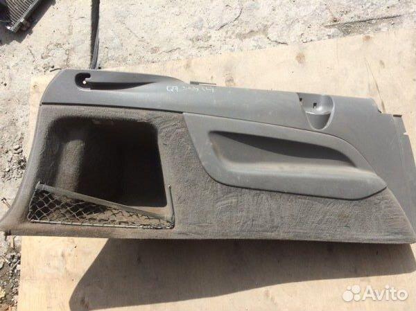 89026196331 Обшивка багажника задняя левая Audi Q7 4L 3.6 2007