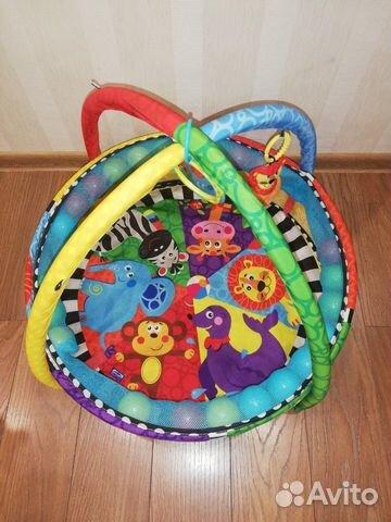 Развивающий коврик (манеж) 89211244965 купить 3