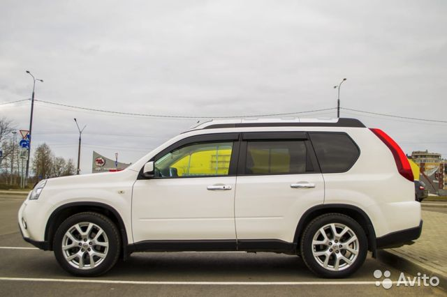 Nissan X-Trail, 2012  89602920744 купить 1