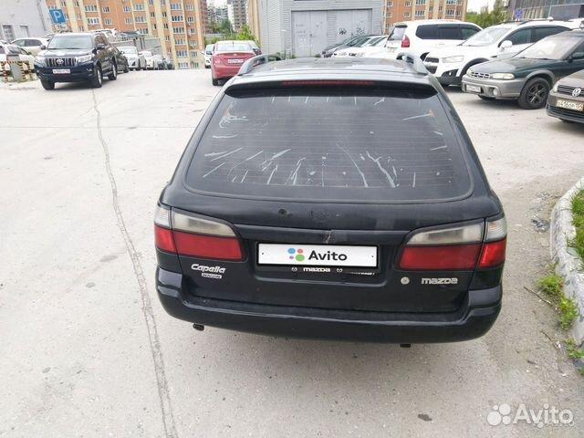 Mazda Capella, 1999  89833202786 купить 3