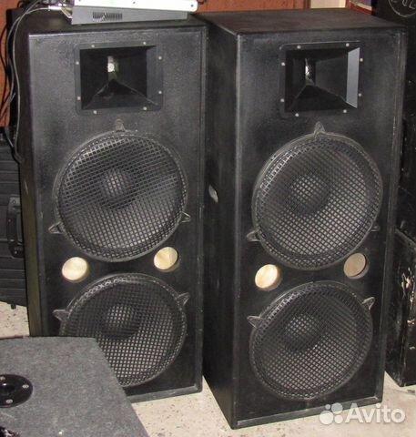 Проф акустика 2000W колонки 2шт Frank Audio 2x15Д 89128899109 купить 7