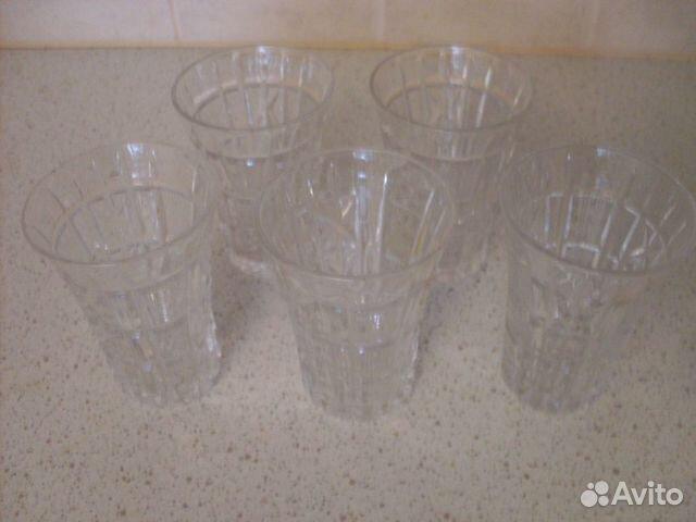 Рюмки и стаканы СССР 89200217567 купить 2
