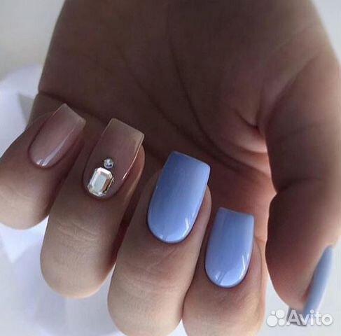 Наращивание ногтей, покрытие шеллак 89994311353 купить 4