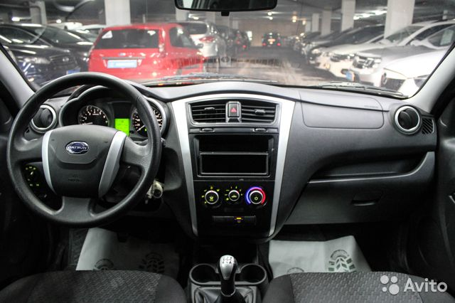 Datsun on-DO, 2014 купить 7