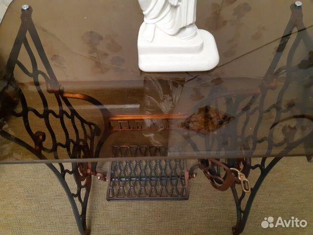 Интерьерный столик singer 89229776715 купить 2