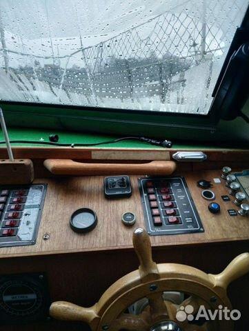 Парусно-моторная яхта motosailer 31 фут 89586042685 купить 3